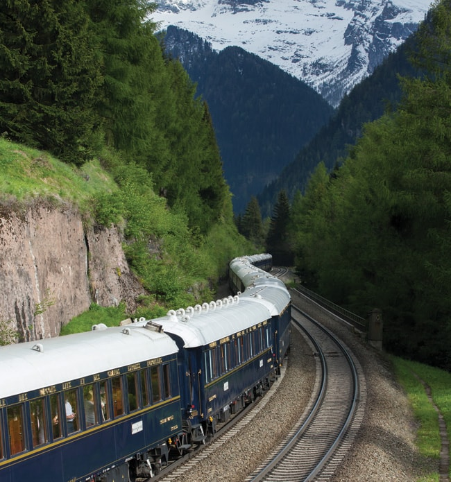Best Luxury Rail Journeys