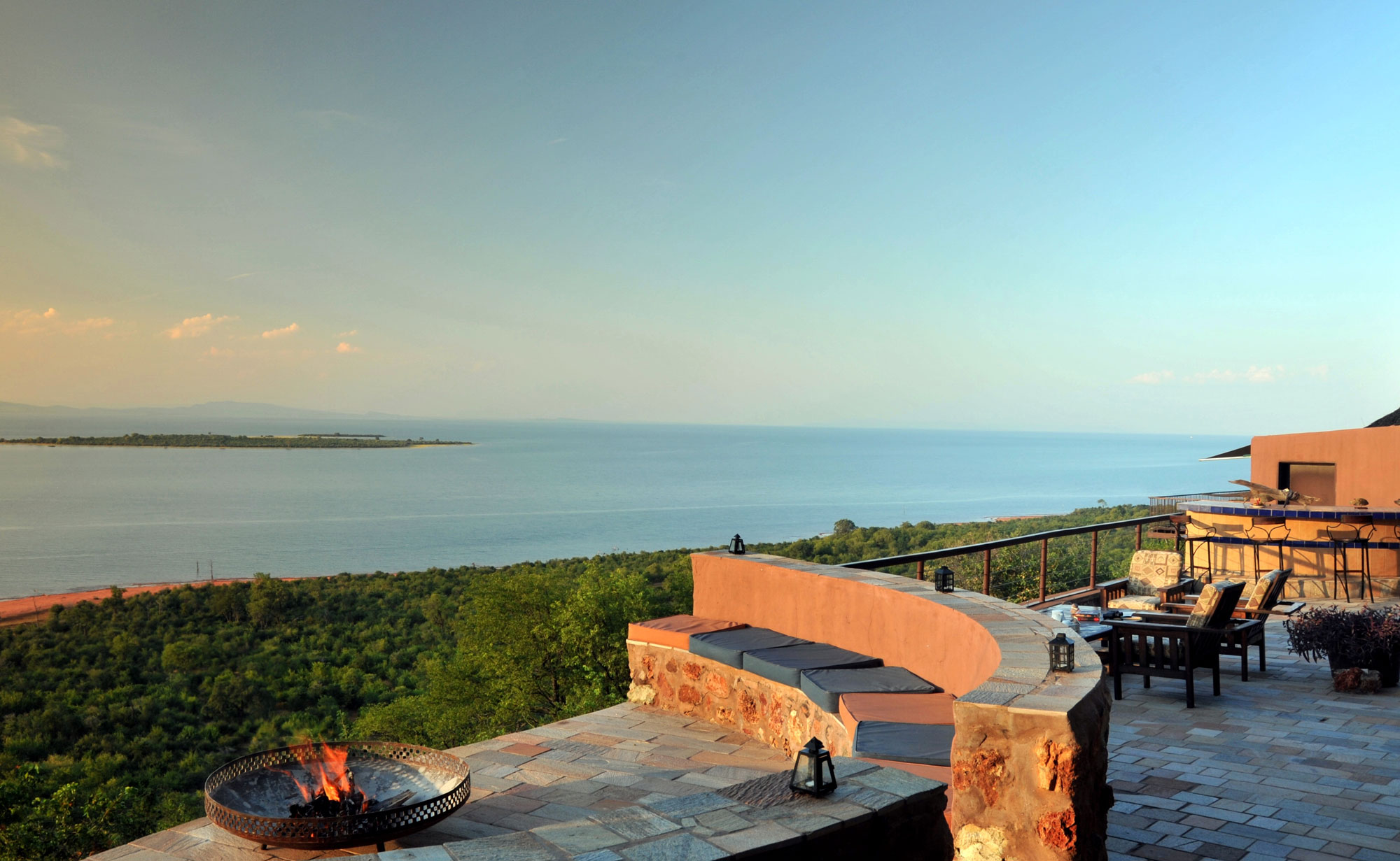 Bumi Hills Safari Lodge, Zimbabwe