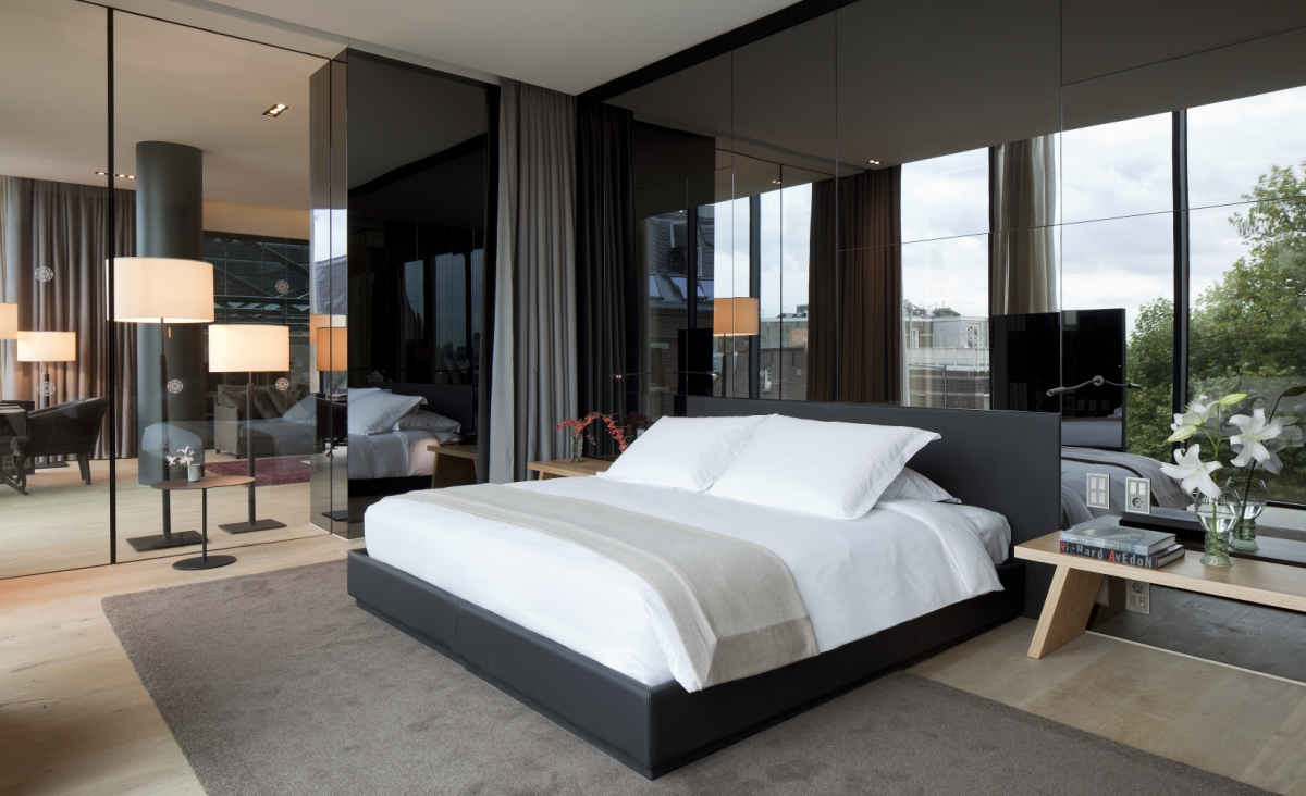 The Penthouse Room at the Conservatorium