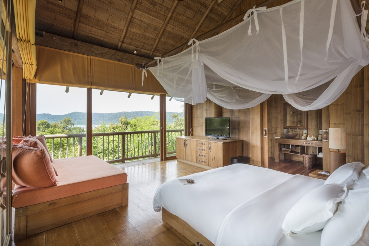 Suite at Private Cliff Pool Reserve
