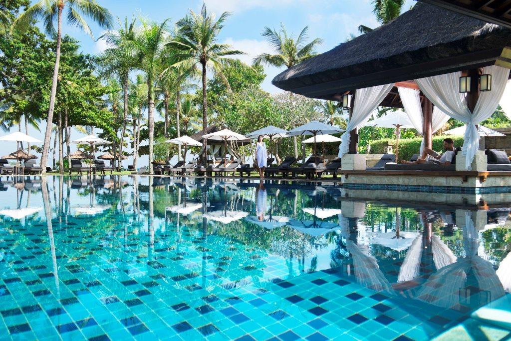 InterContinental Bali Club Pool