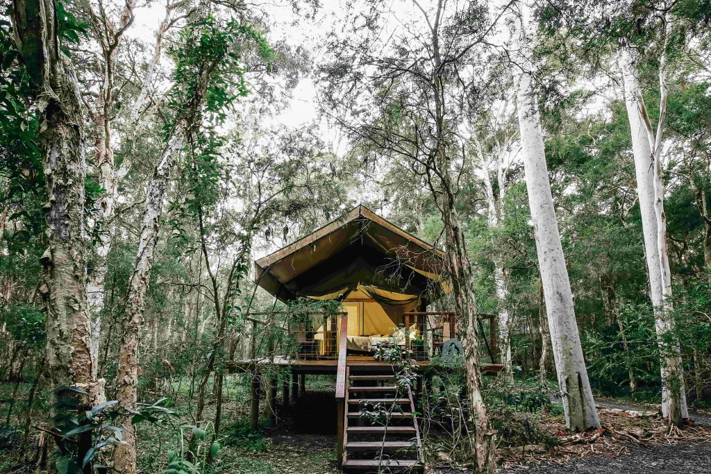 Back to Nature at Paperbark Camp Jervis Bay