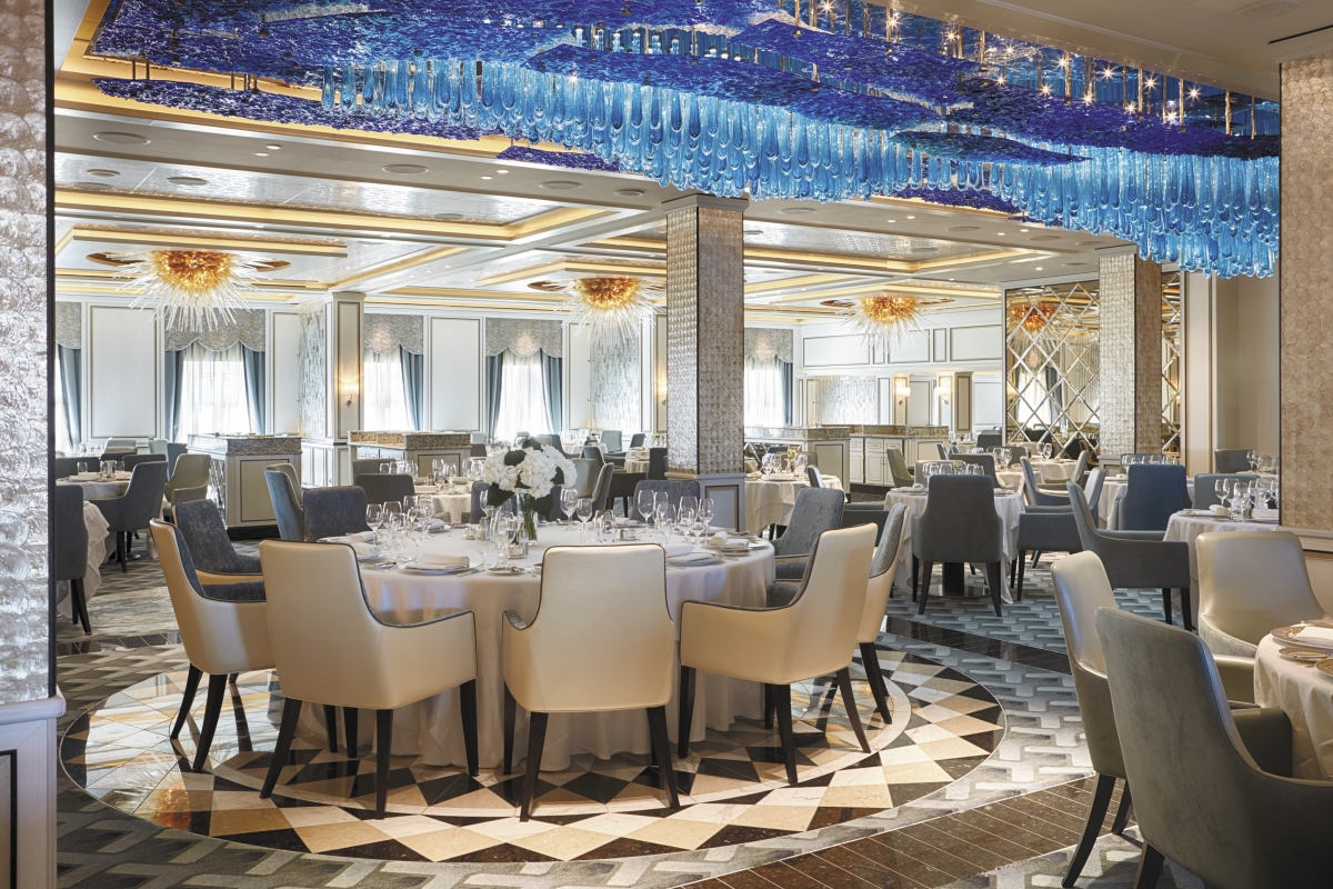 Regent Seven Seas Announces Third Explorer-Class Ship