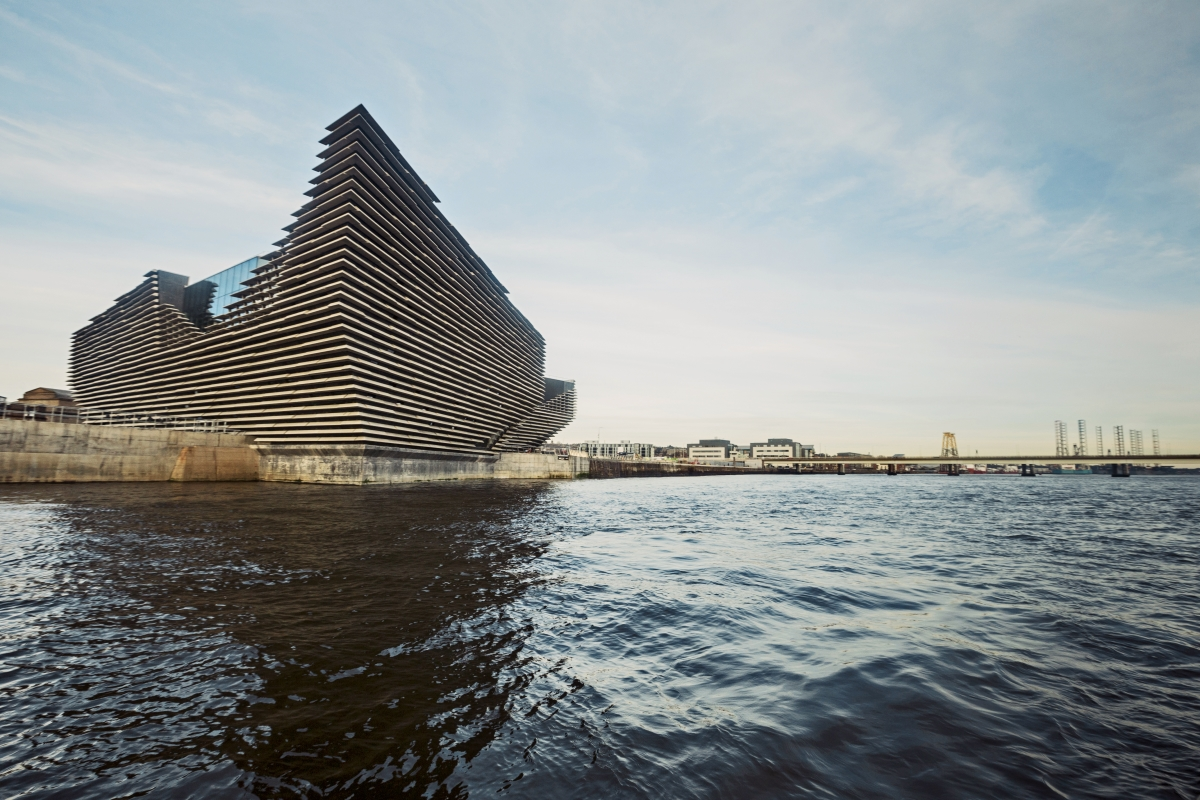 V&A Museum of Design Dundee