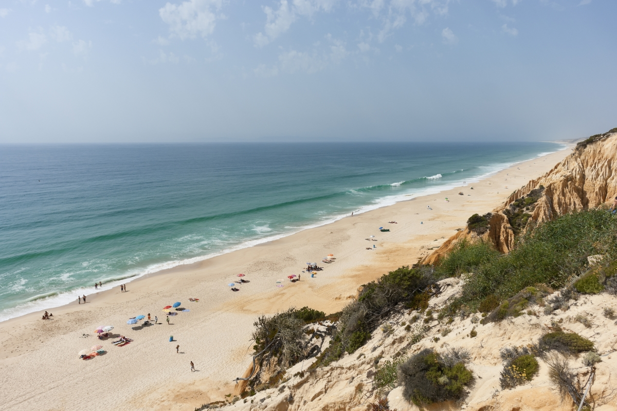 Gale Beach, Comporta