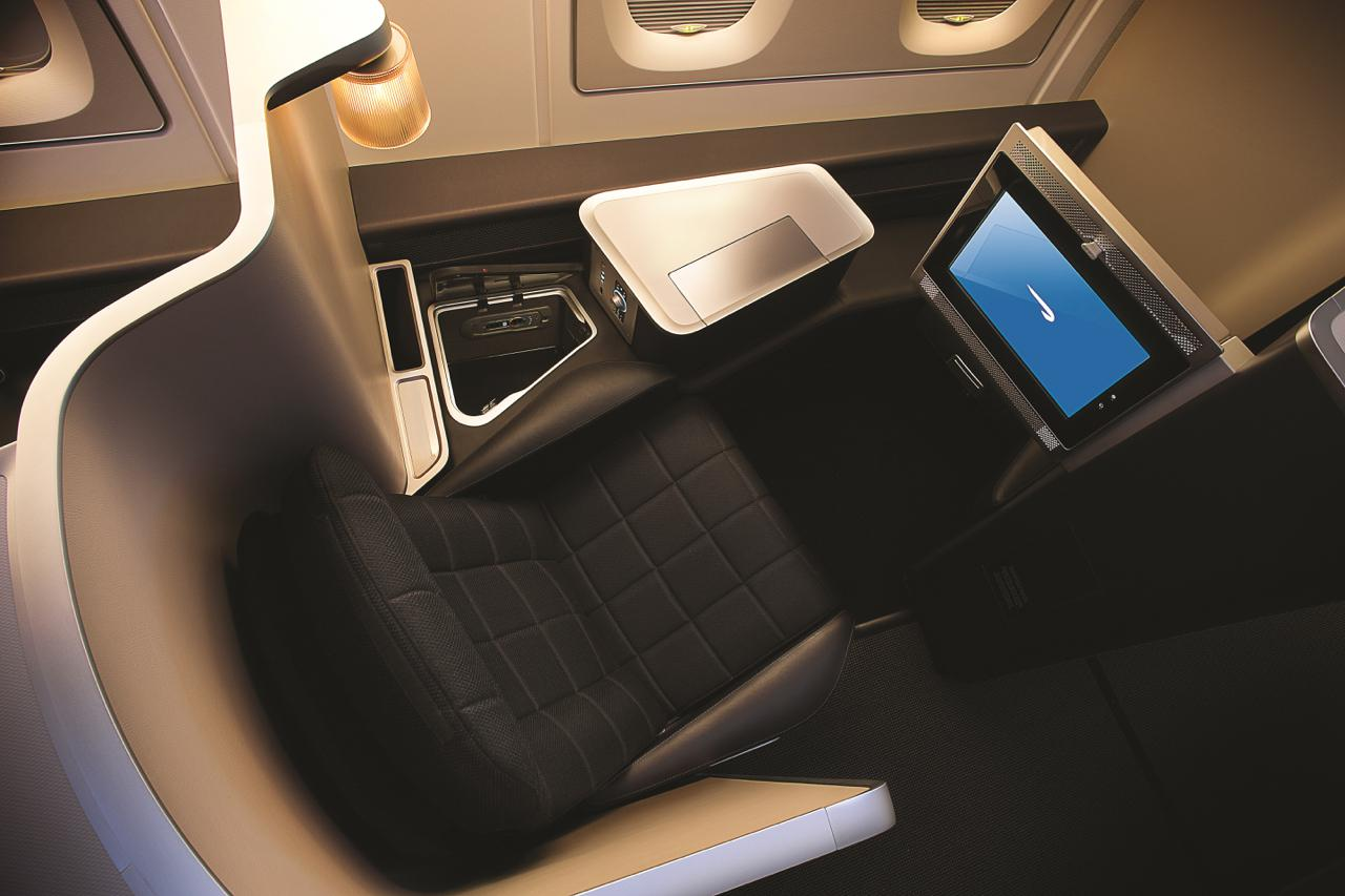 British Airways offers free upgrades to first class