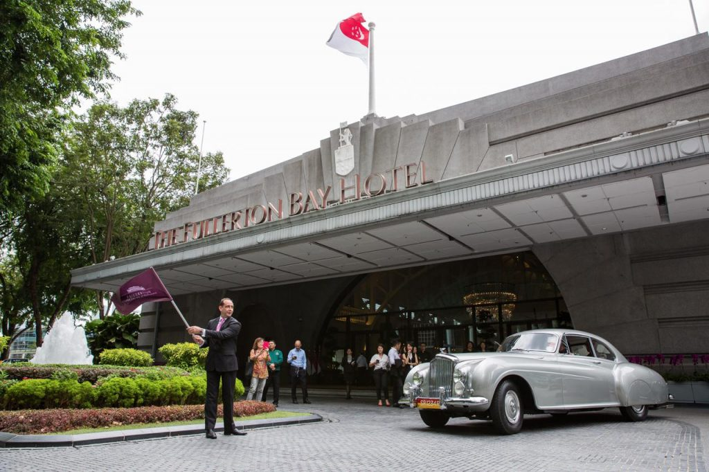 Fullerton Concours DElegance Is Coming To The Fullerton Hotel Singapore - Fullerton car show 2018