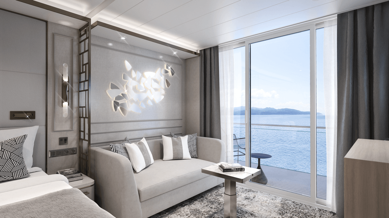 Crystal Endeavor – Crystal Deluxe Suite