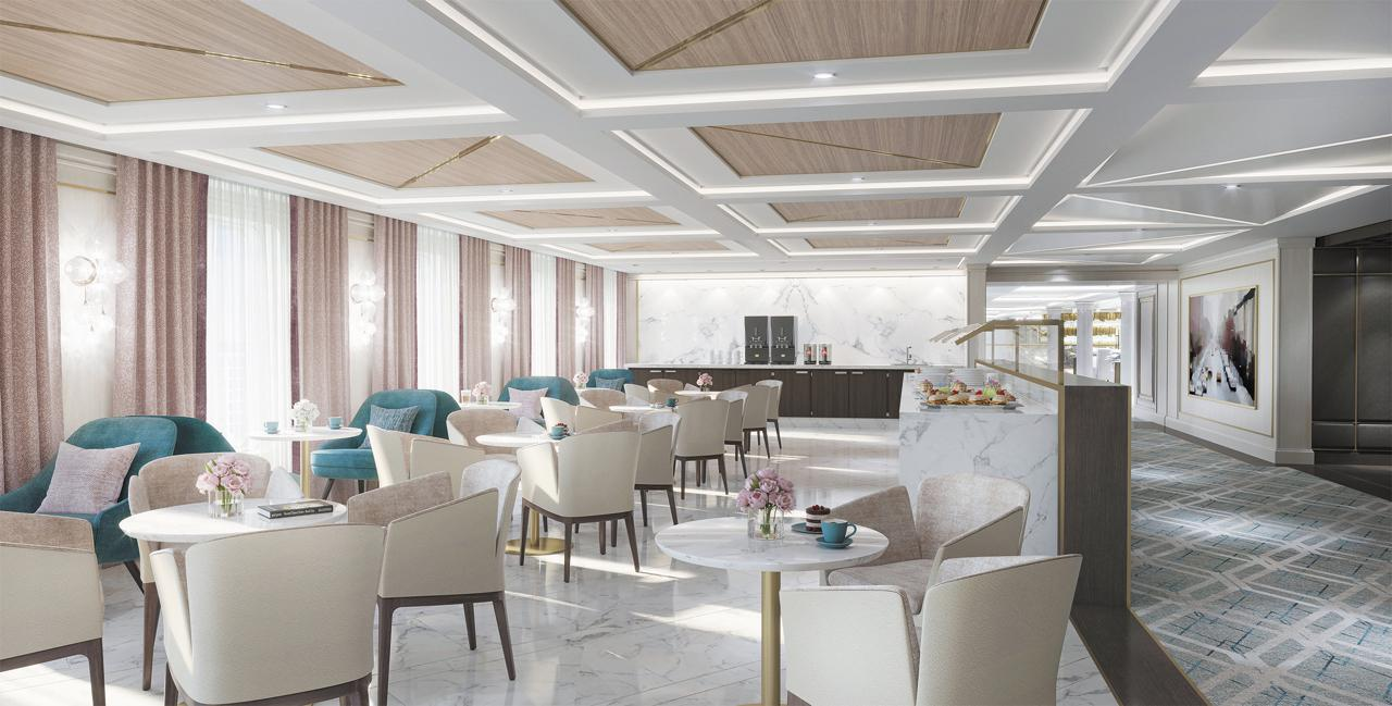 A First Look at the Regent Seven Seas Splendor