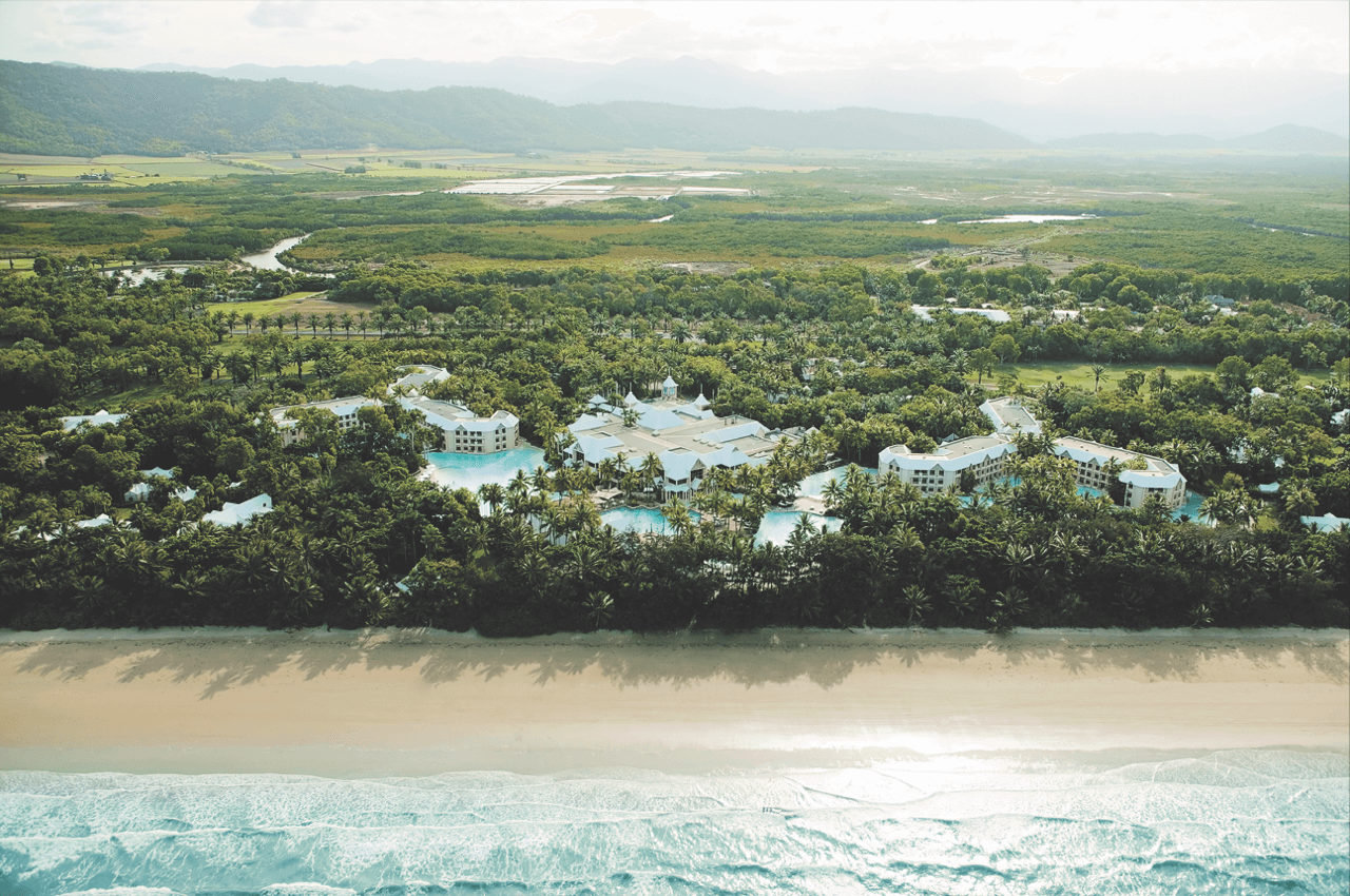 Sheraton Grand Mirage, Port Douglas