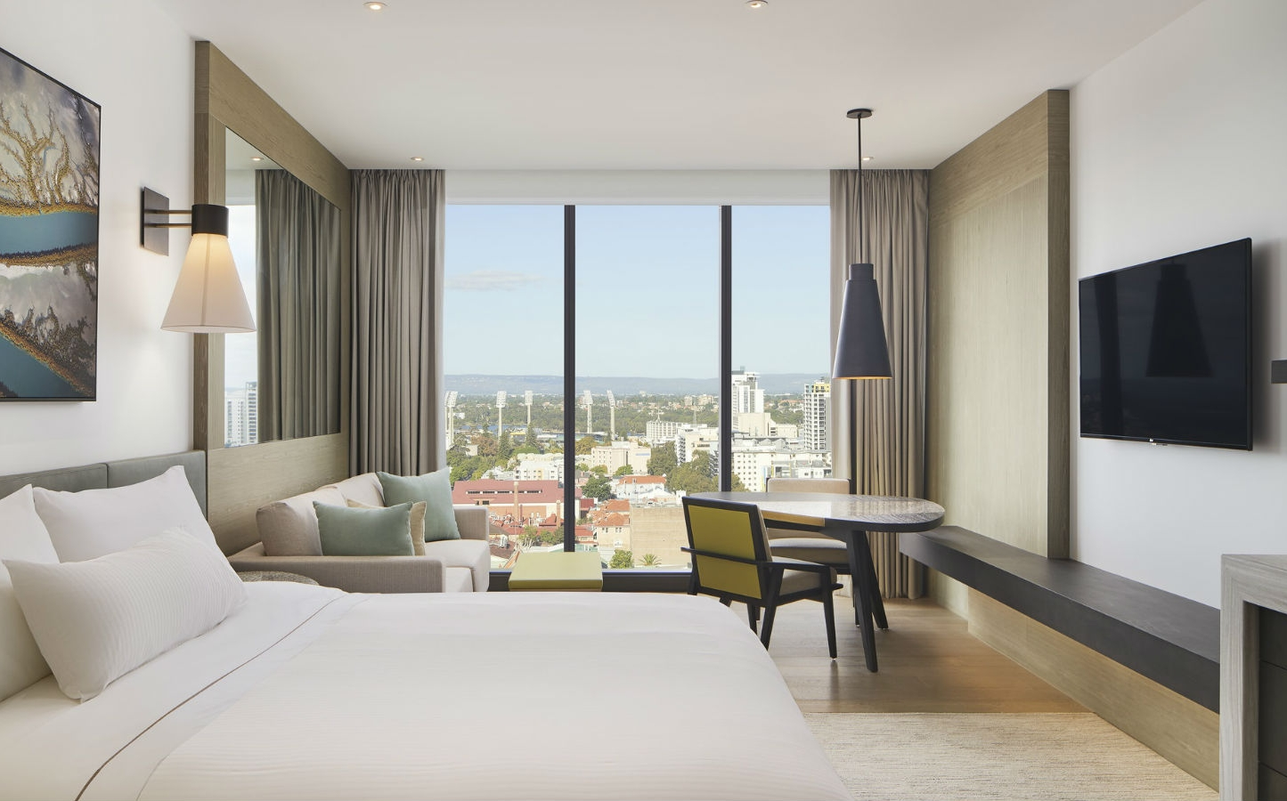 The Westin Opens in Perth as Hotel Construction Boom Continues