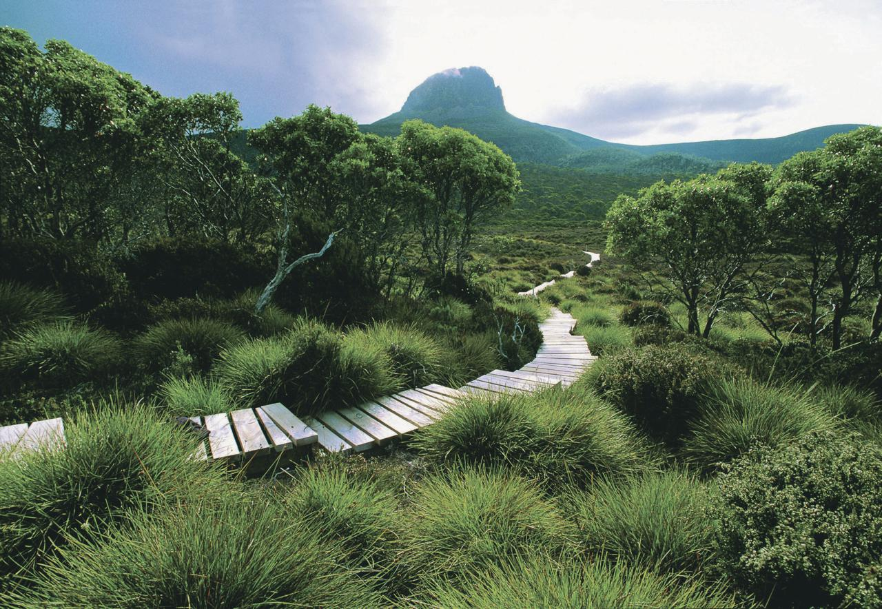 Tasmanian Walking Company – Cradle Mountain Huts Walk