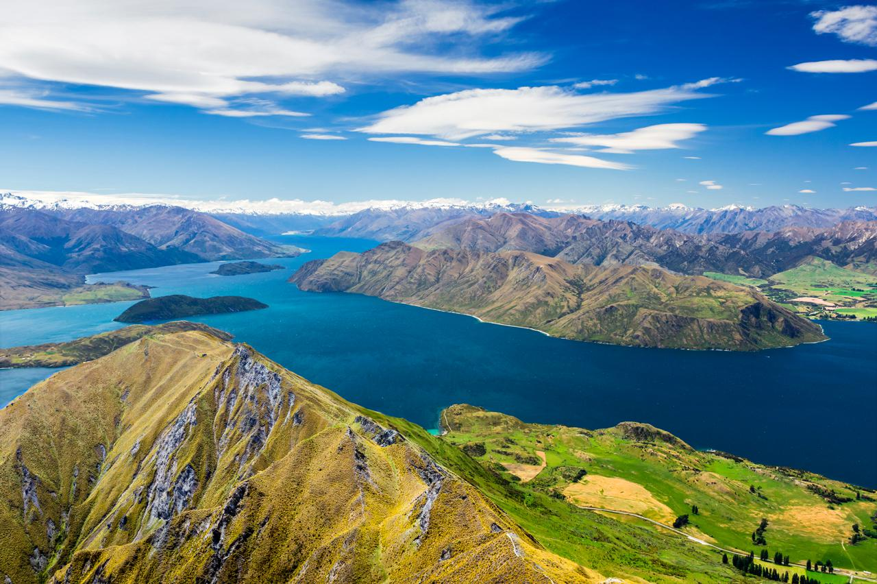 Wanaka, New Zealand South Island