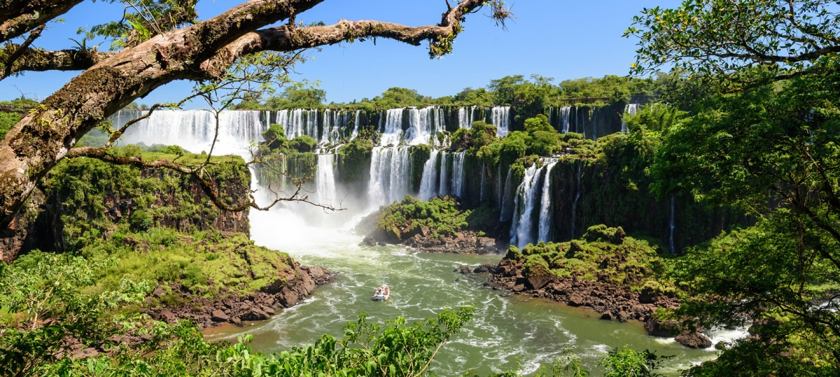 Itinerary: The Wildlife and Waterfalls of Brazil