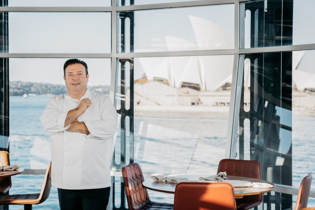 AGFG Chef of the Year 2019 Peter Gilmore at Quay, Sydney