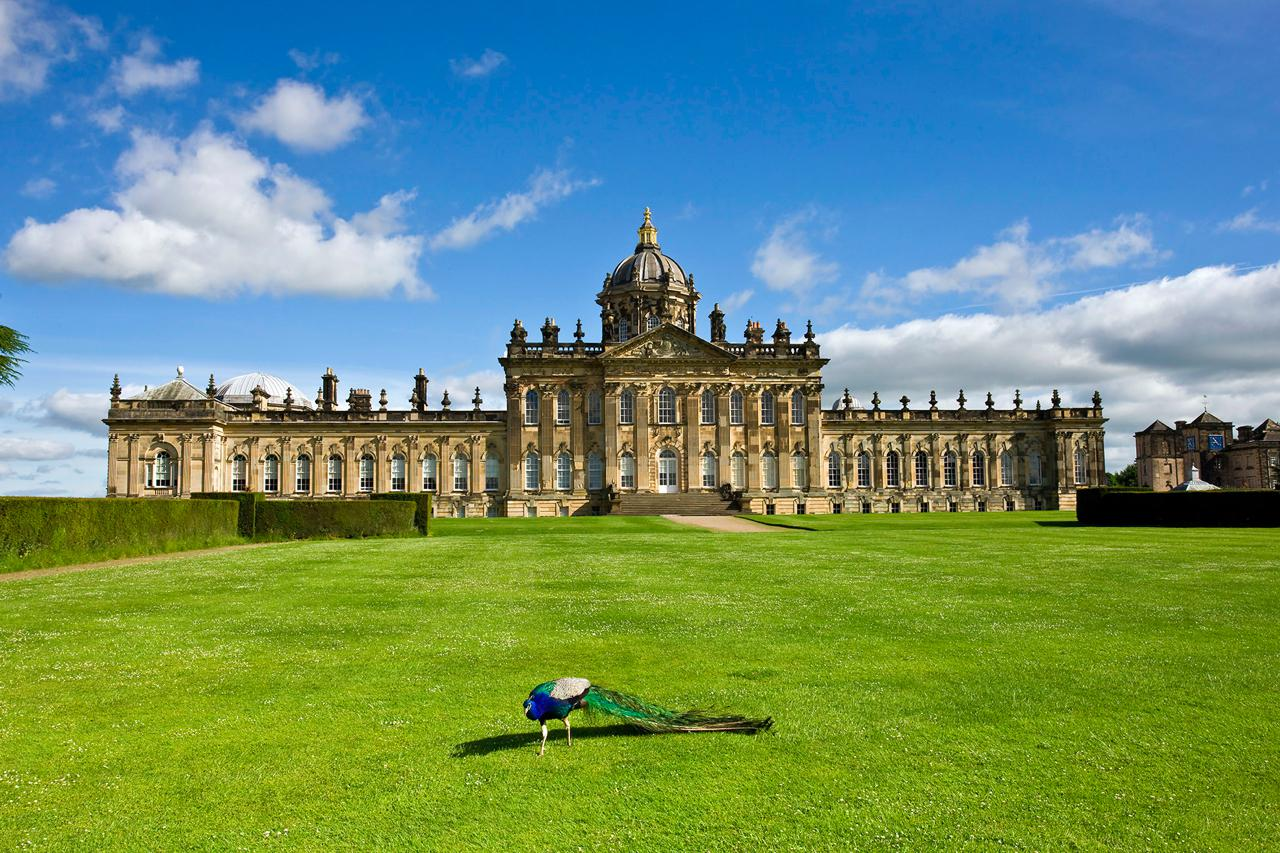 Castle Howard | Credit ©Mike Kipling