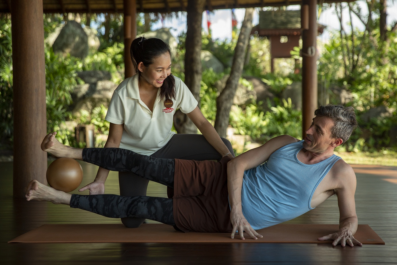 Straighten Up with Kamalaya's Postural Realignment Wellness Program