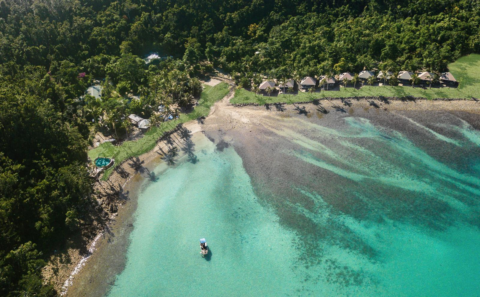 Australia's Most Sustainable Luxury Resort Opens in Whitsundays