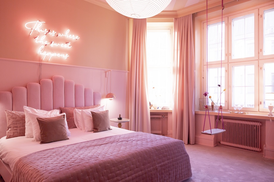 This Ice Cream-Themed Hotel Room is Another Reason to Visit Finland