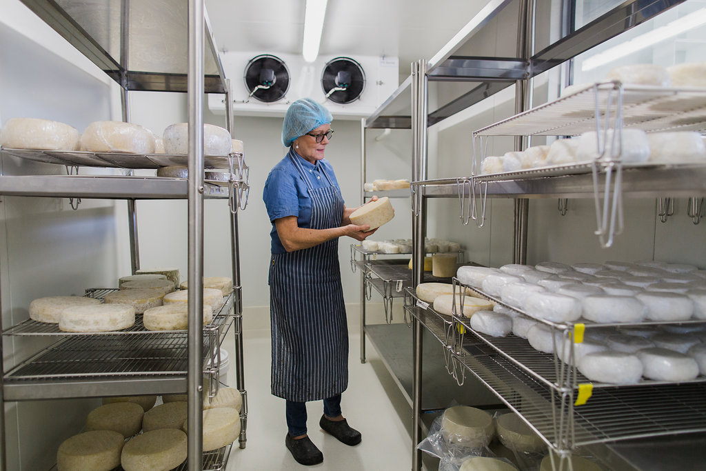 Cupitt's Cheese Making & Tasting Tour