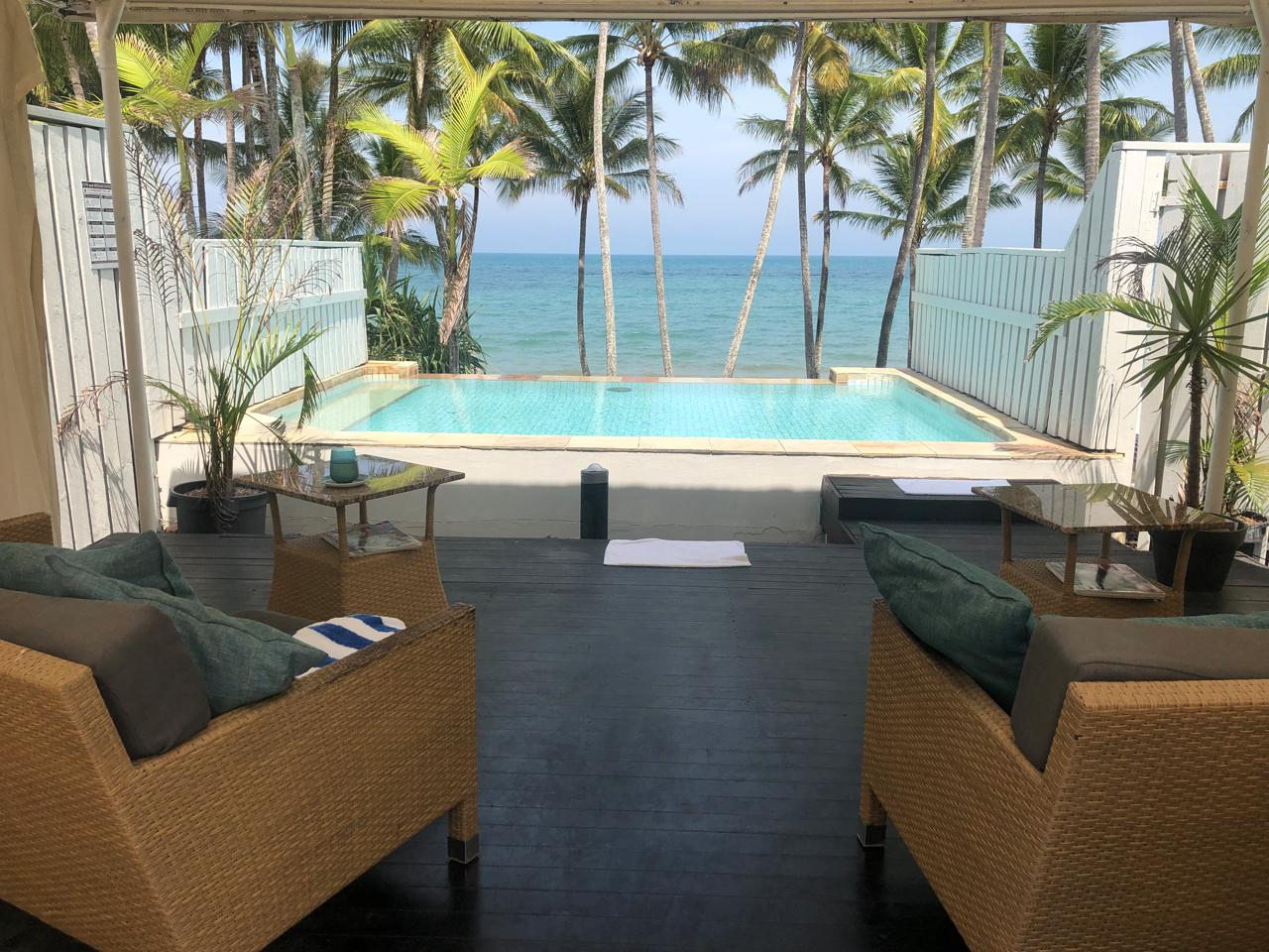Spa Pavilion at Alamanda Palm Cove