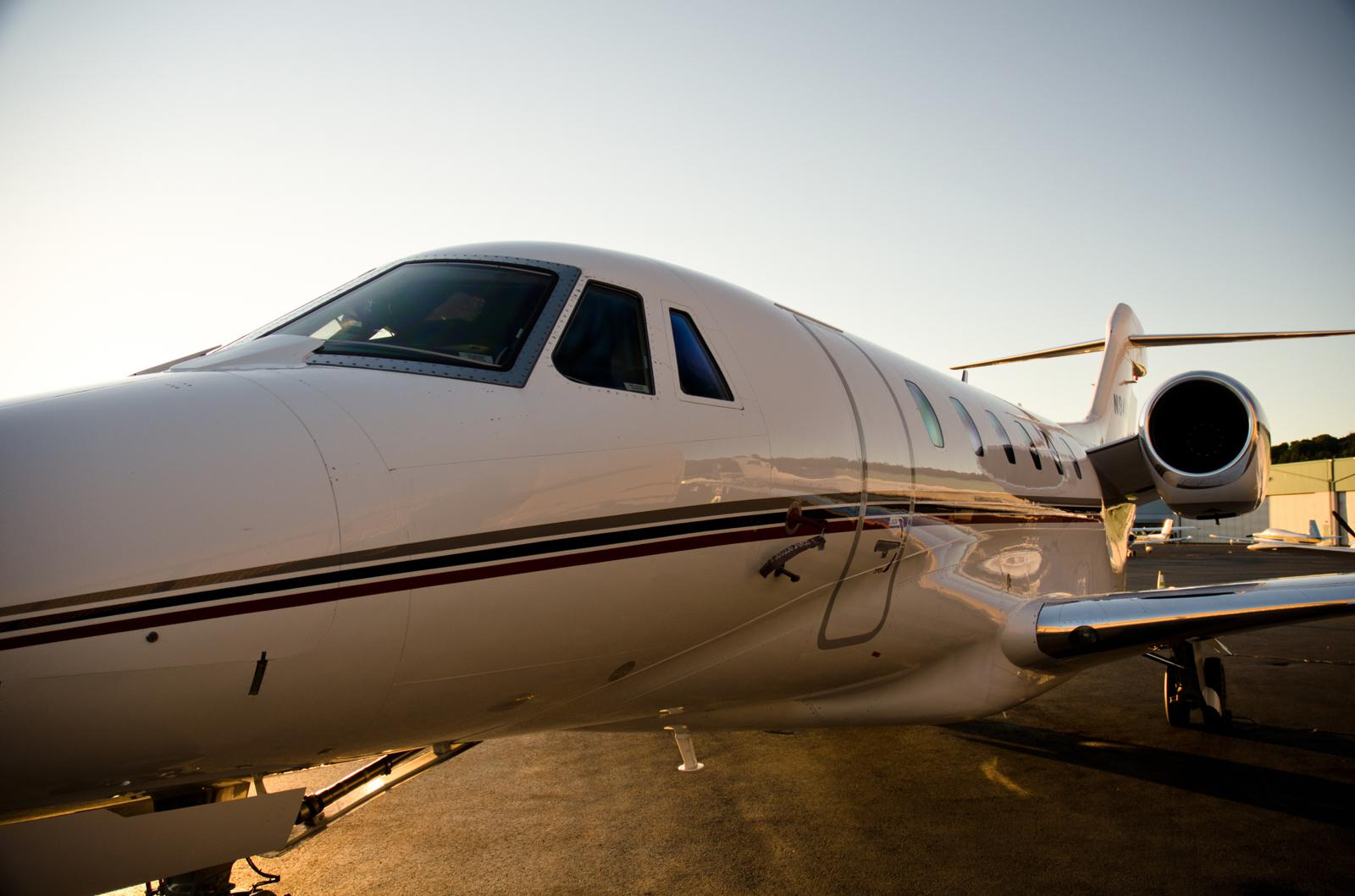 A Private Jet Journey from South Africa to the Seychelles