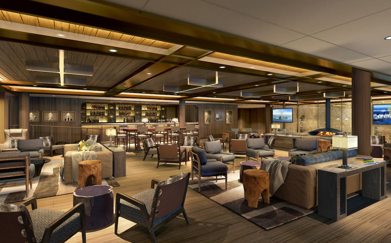 Seabourn Unveils Interiors On New Luxury Expedition Ships