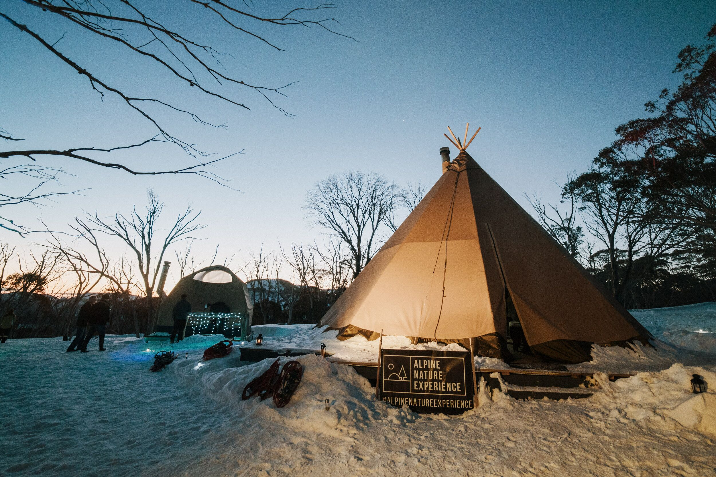 Say Cheese: Foodie Experience Launches at Australia's First Igloo Village