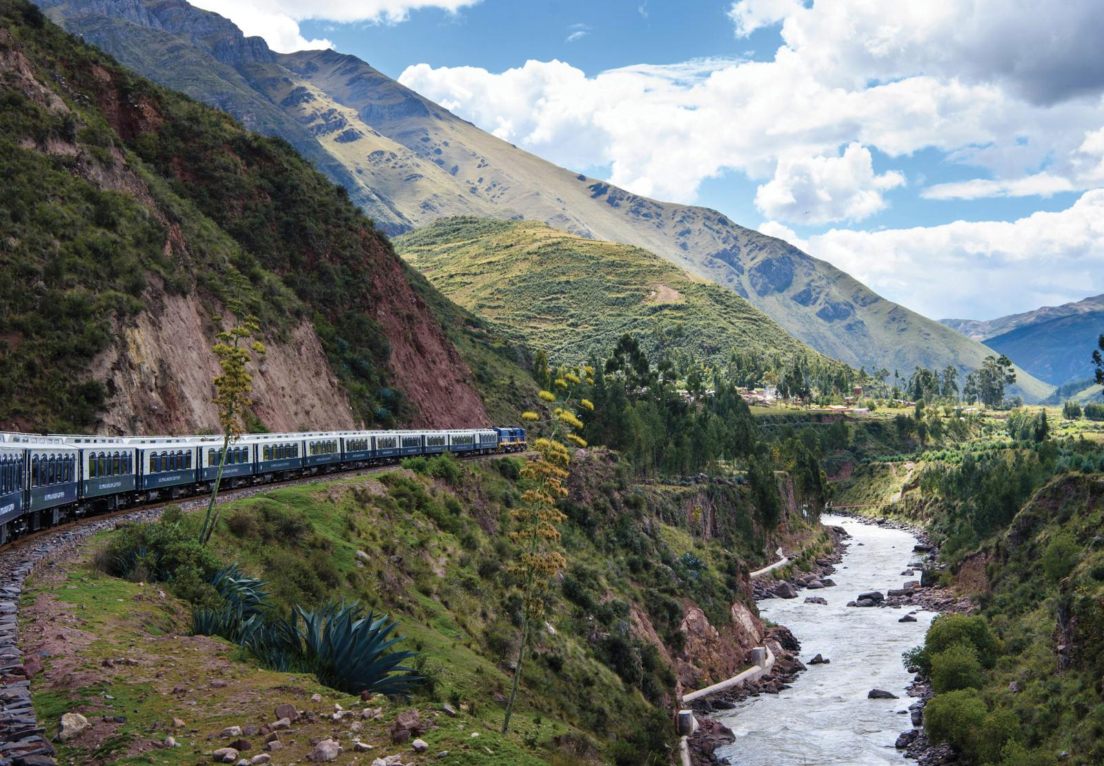 The Top Train Journeys In Latin America