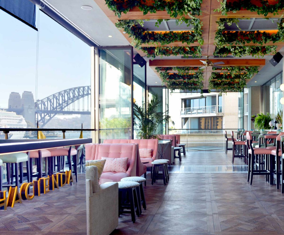 Hacienda at Pullman Quay Grand Sydney Harbour