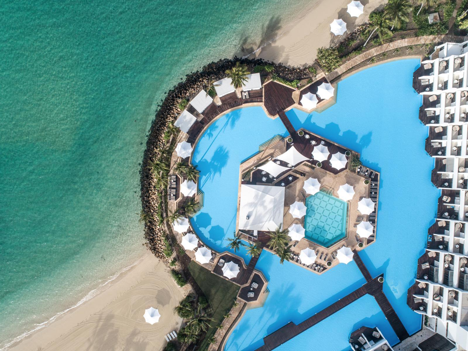 All Eyes on an Aussie Icon as InterContinental Hayman Island Opens