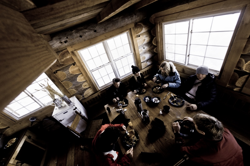 Yukon Breakfast with Canadian Wilderness Tours