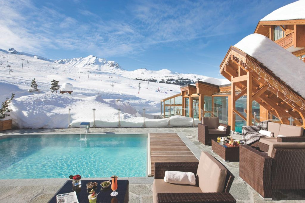 Hotel Annapurna, Courchevel