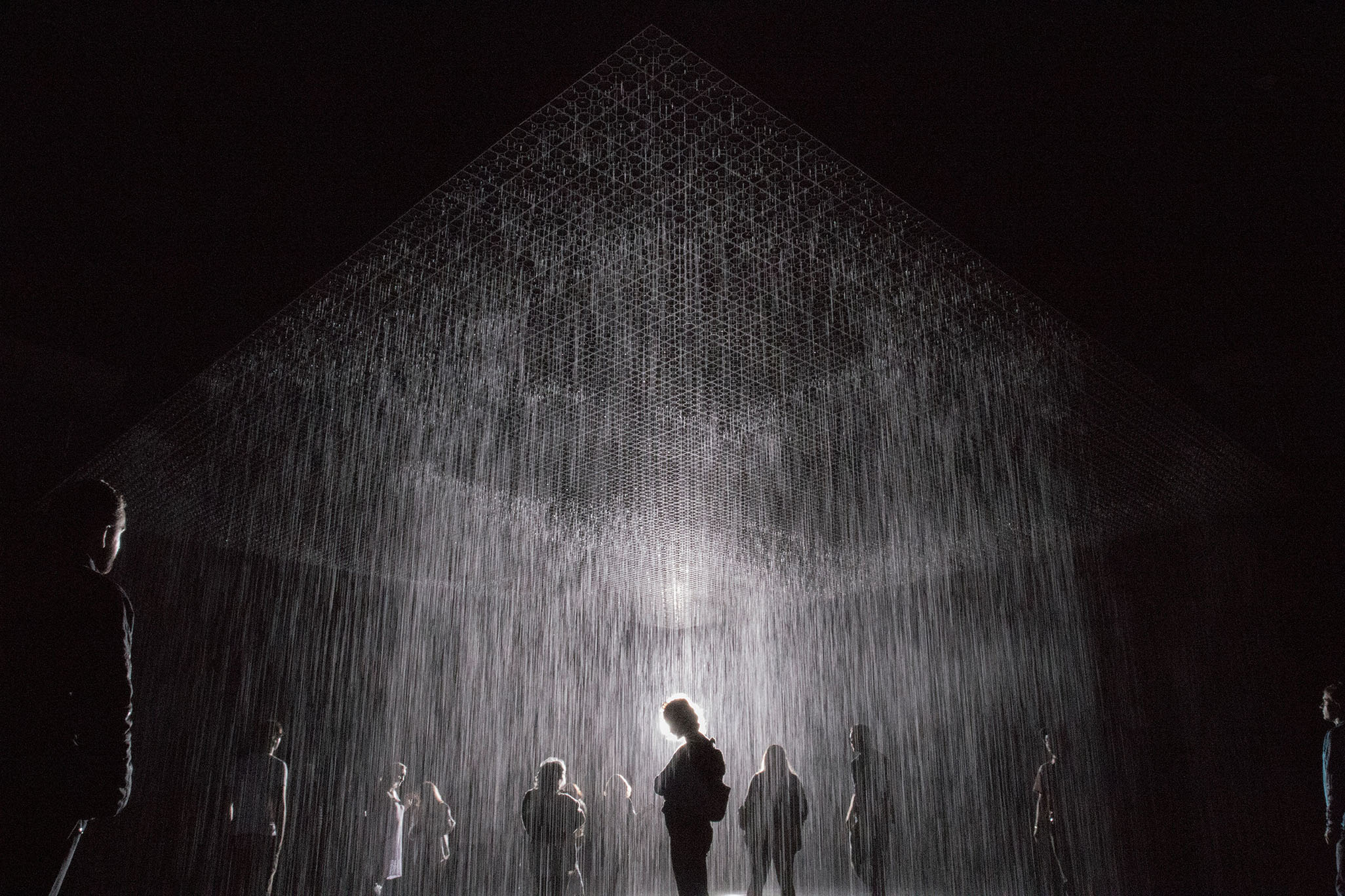 The Immersive Rain Room is Coming to Melbourne