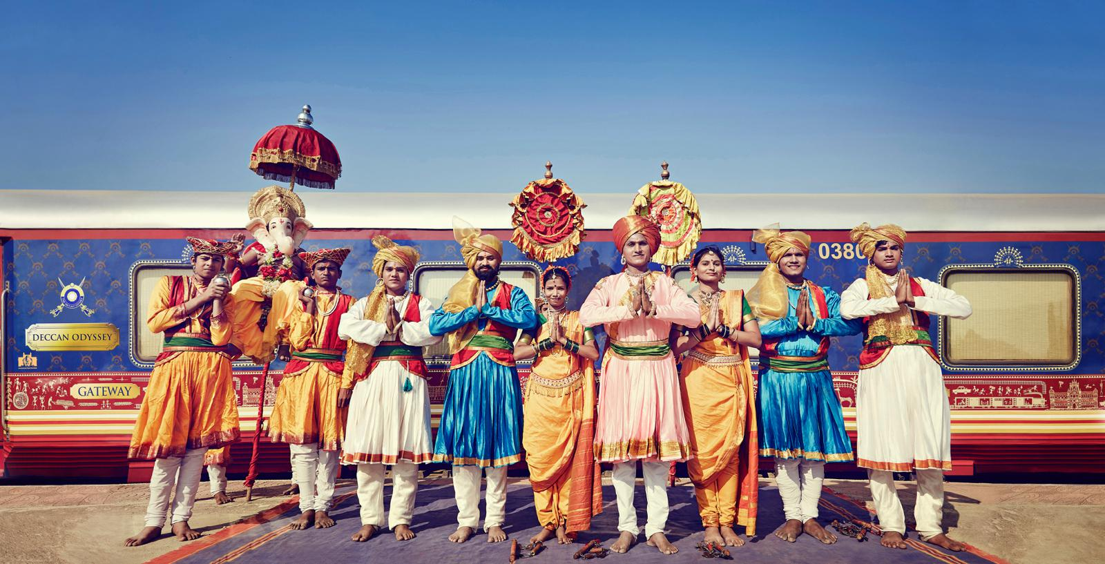 What to Expect from India's Deccan Odyssey