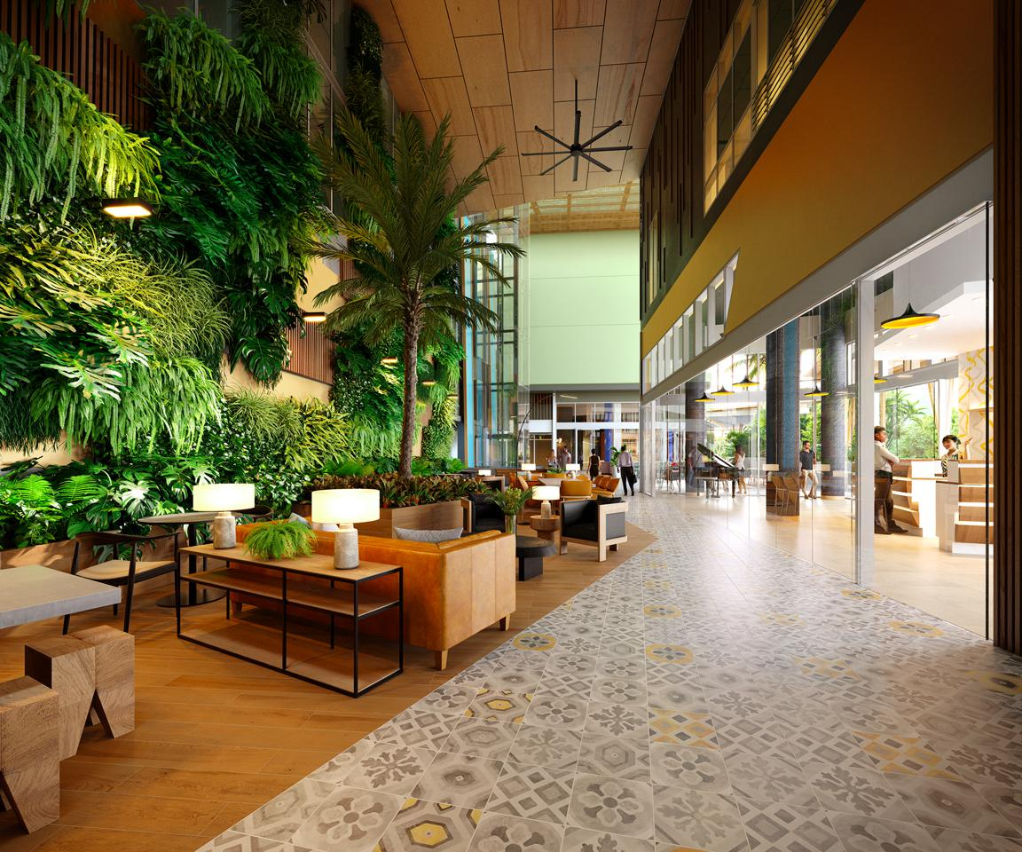 Move Over, Riley: Crystalbrook's Colourful Bailey Hotel is Coming to Cairns