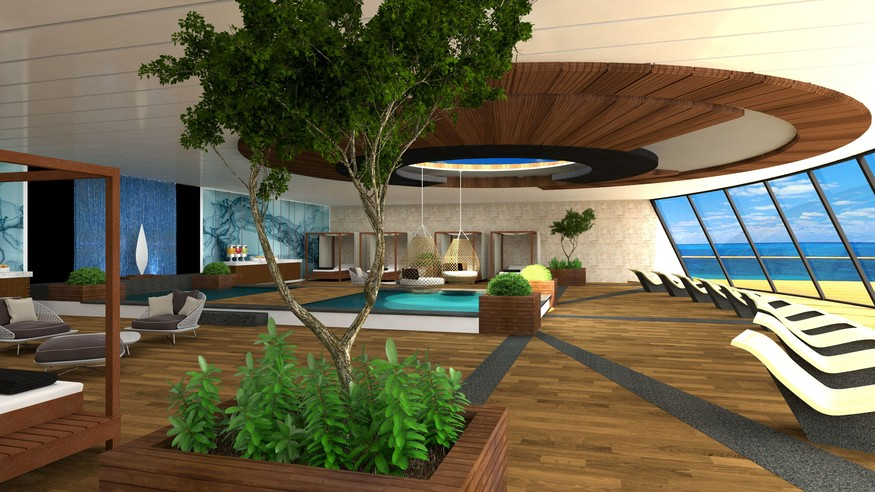 Blue World Voyages | Solarium