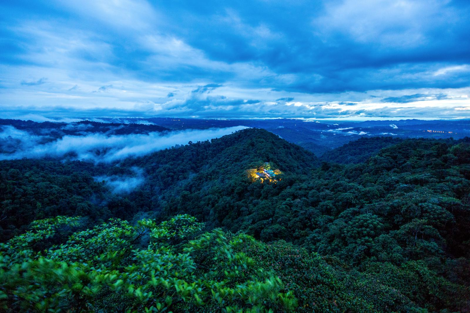 Adventures in the Clouds at Ecuador's Mashpi Lodge