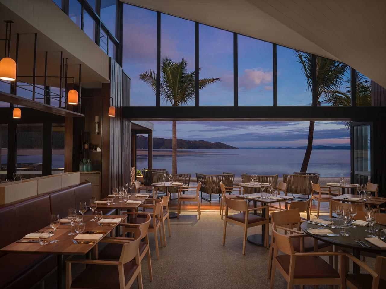 Pacific Restaurant | Hayman Island InterContinental Resort