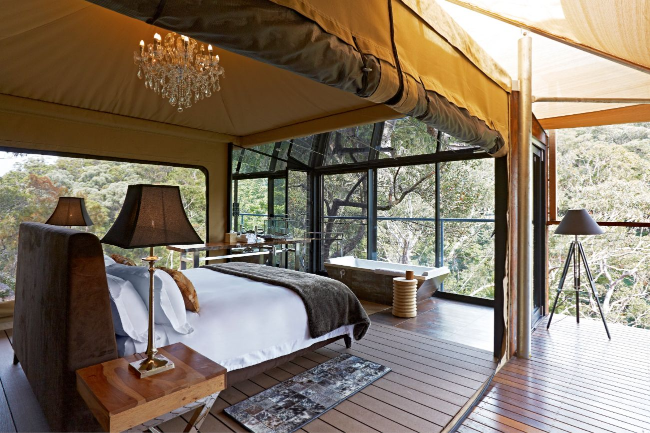 Spicers Sangoma Retreat, Blue Mountains | Tent Suite