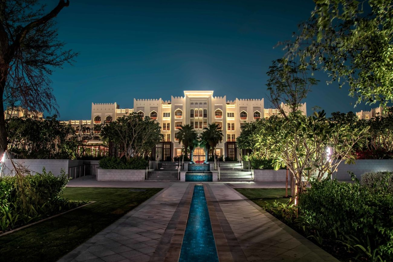 Palatial Luxury Collection Hotel Lands In Qatar