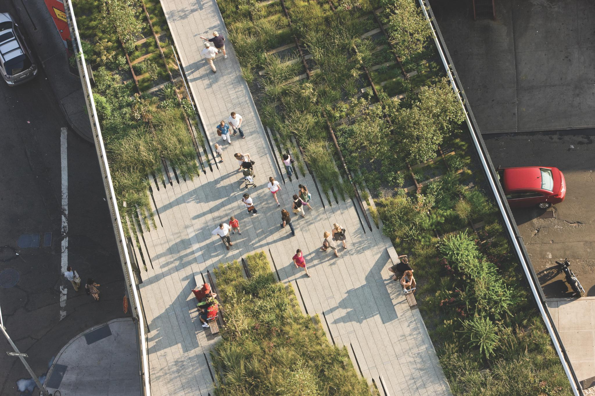 The Big Green Apple: Sustainability in NYC
