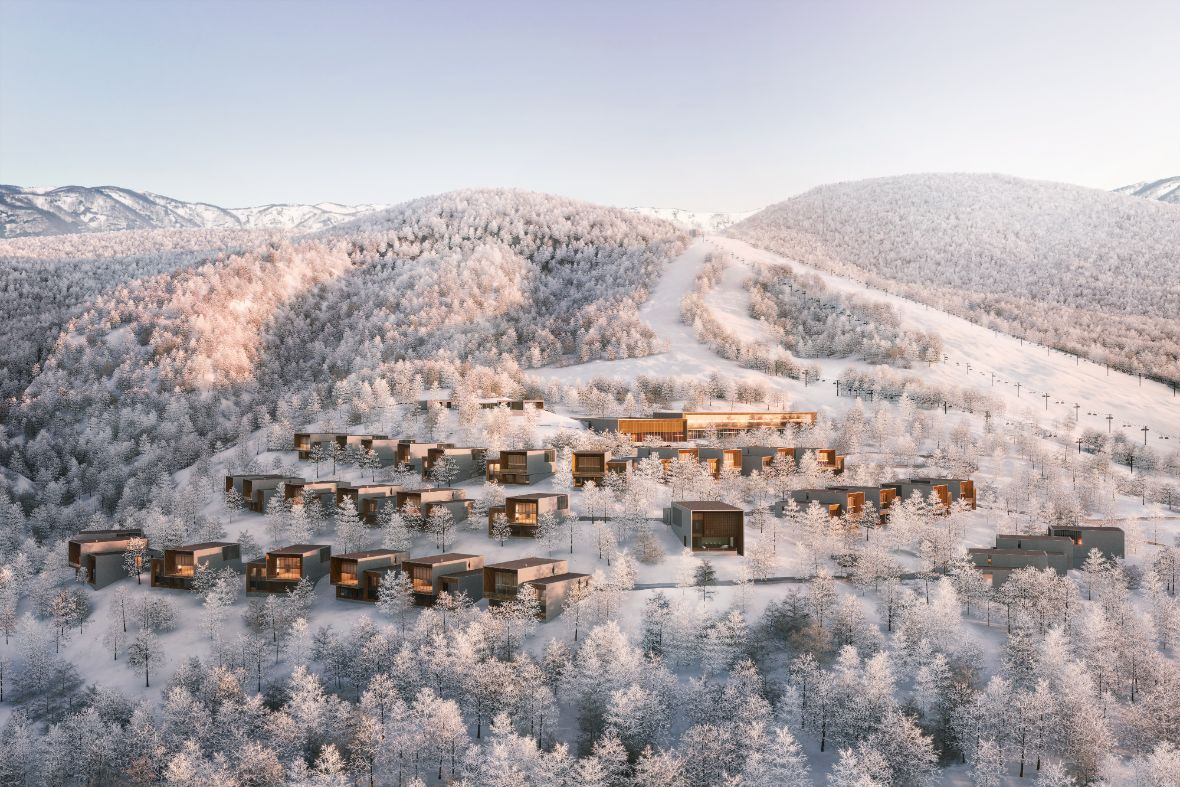 Aman Announces Mountain Retreat in Hokkaido