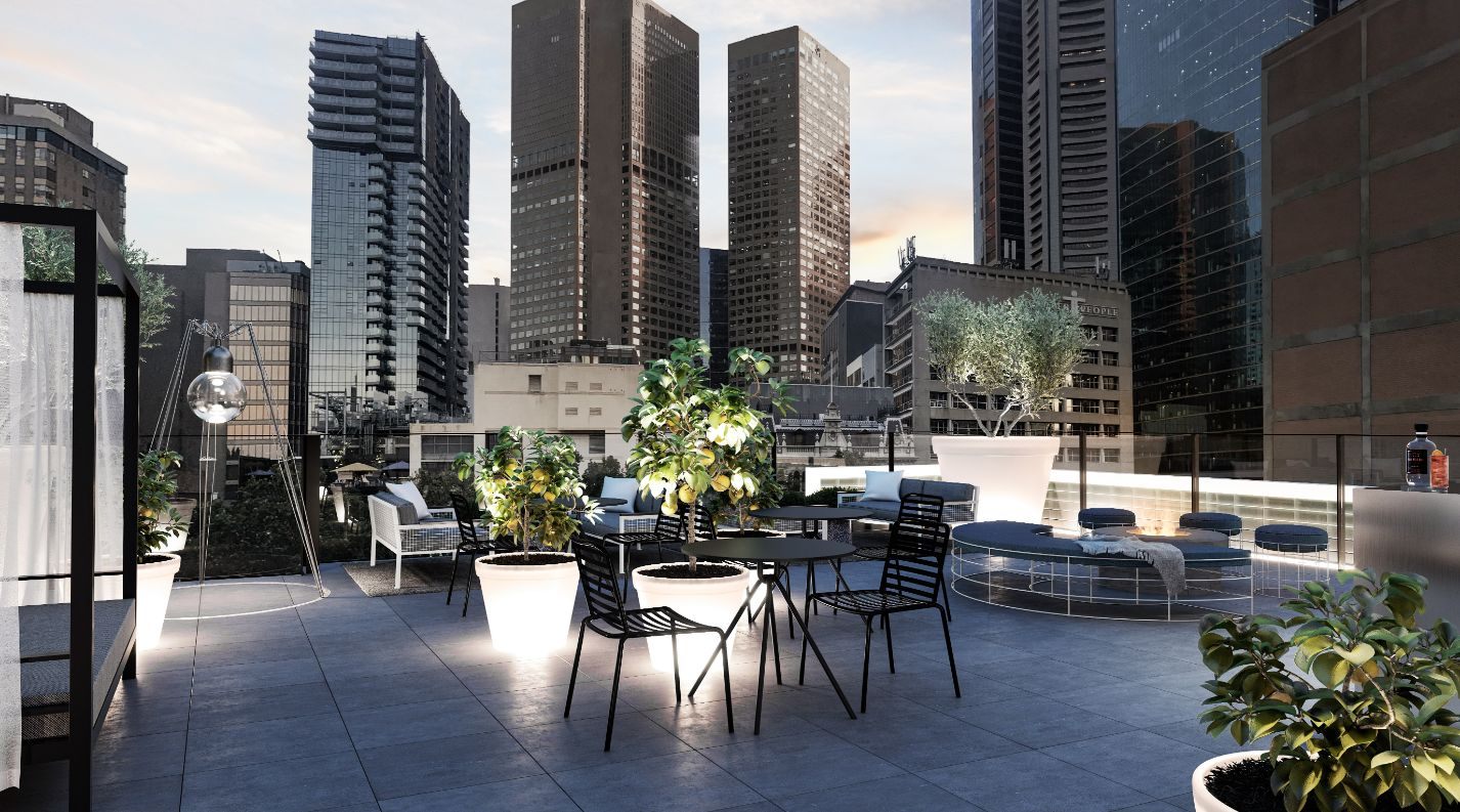 Melbourne is Getting a New Hotel from the Design Team Behind Jackalope