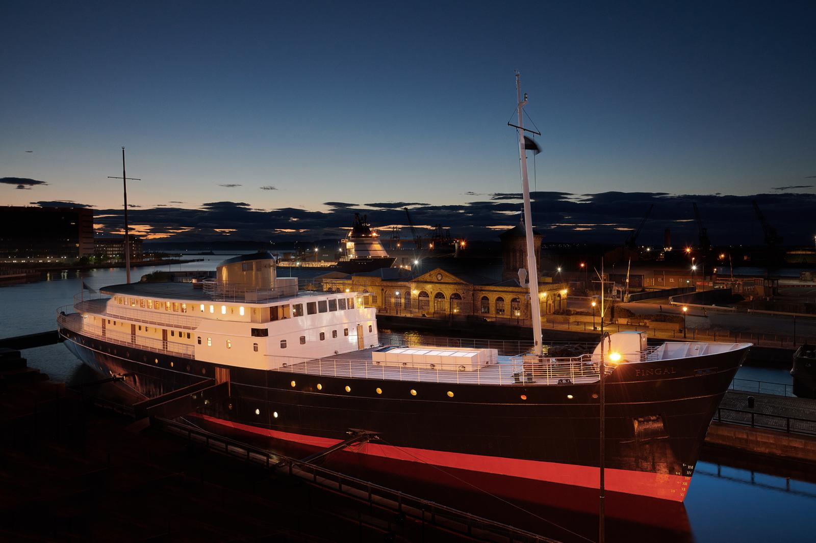 What to Expect from Edinburgh's Floating Hotel