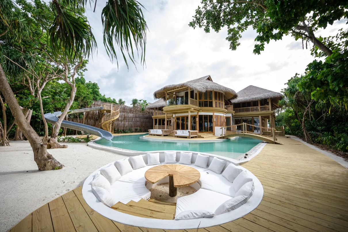 Soneva Fushi Unveils New Private Residences in the Maldives
