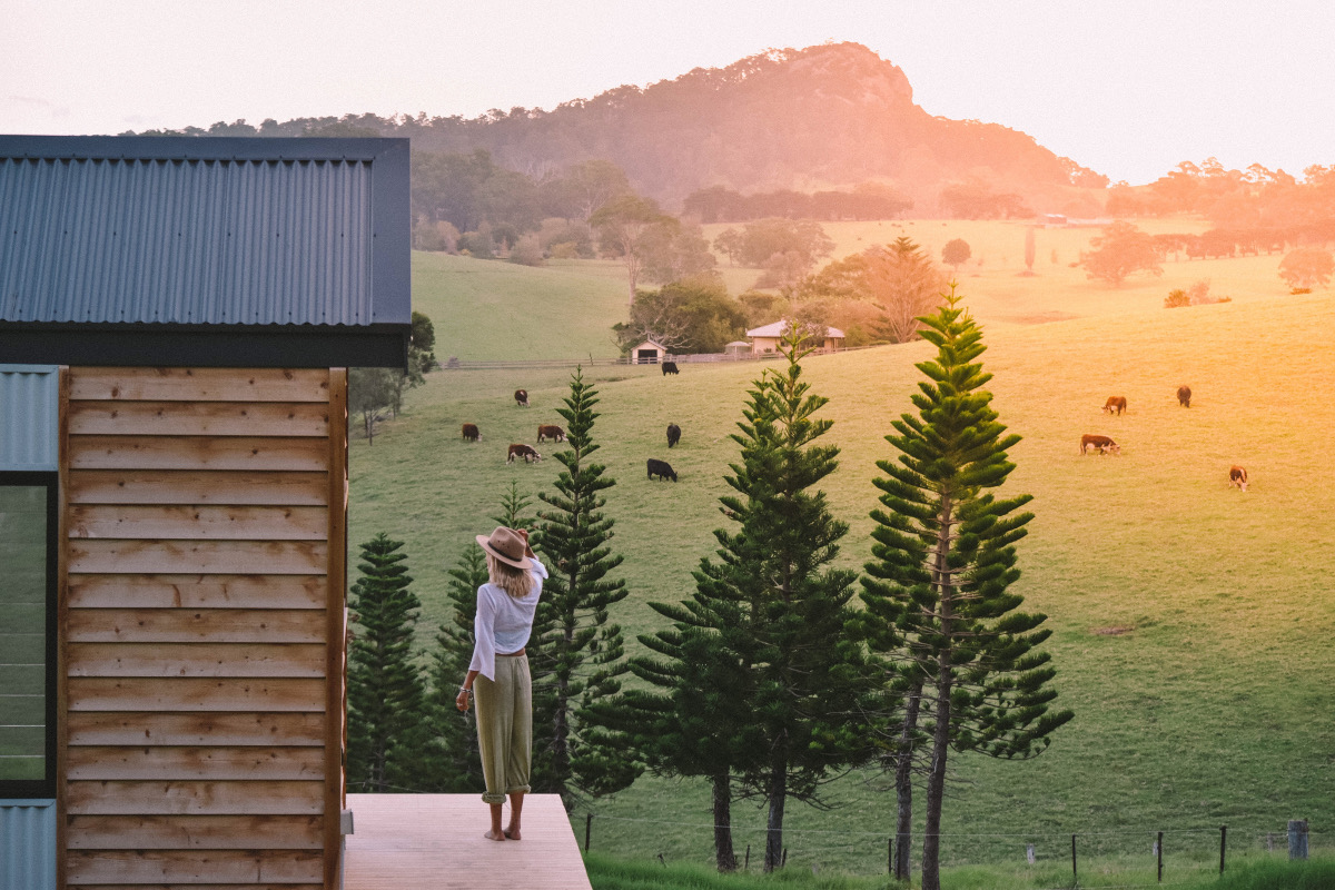The NSW Countryside's Most Stylish Tiny Houses