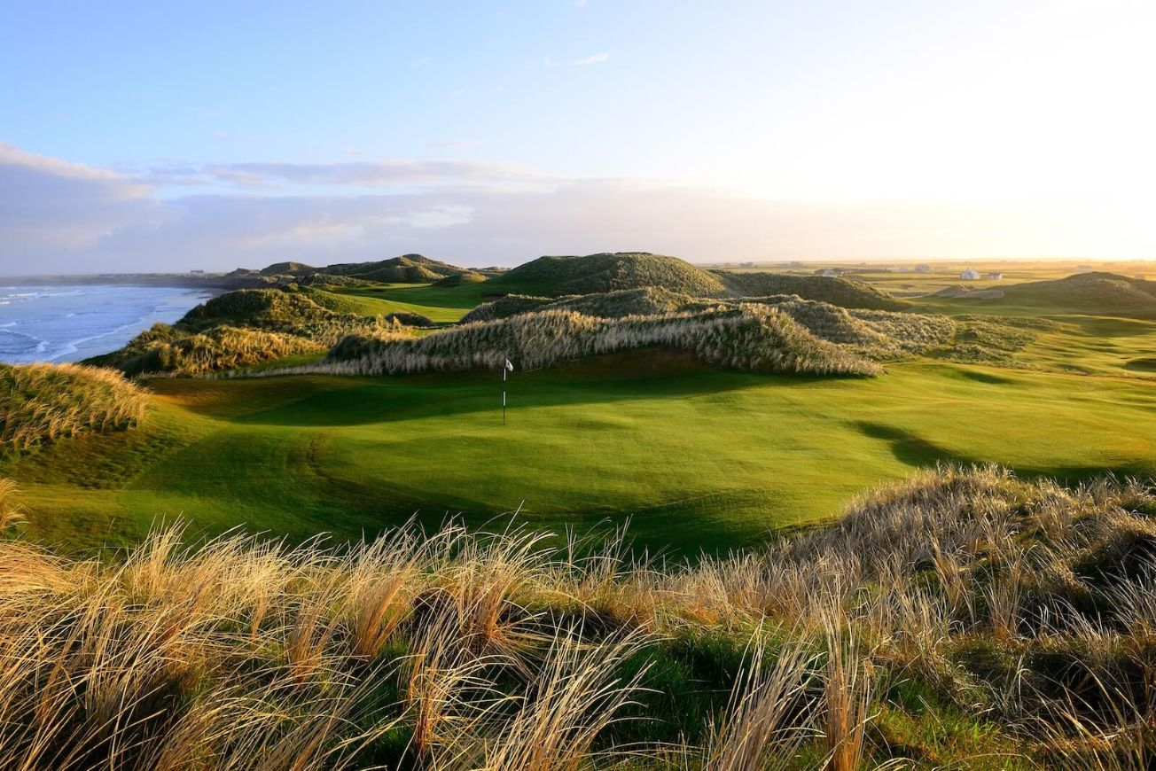 Trump International Golf Links & Hotel, Doonbeg, Ireland
