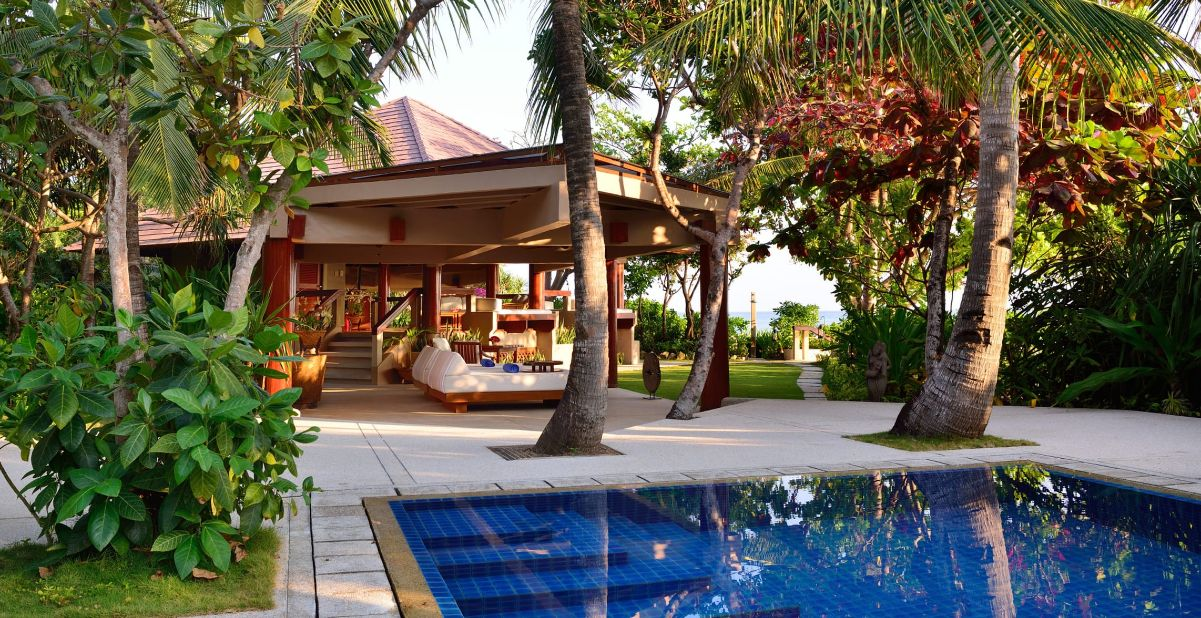 One Bedroom Villa at Amanpulo