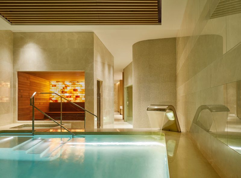 Morpheus Spa at the City of Dreams, Macau